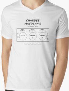 Its Always Sunny In Philadelphia - CHARDEE MACDENNIS Mens V-Neck T-Shirt
