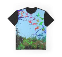 Forest Uprising Graphic T-Shirt