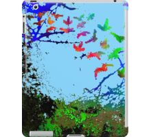 Forest Uprising iPad Case/Skin