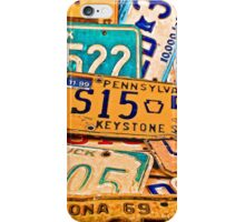 Poetic License iPhone Case/Skin