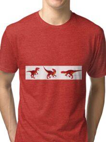 Raptors! Tri-blend T-Shirt