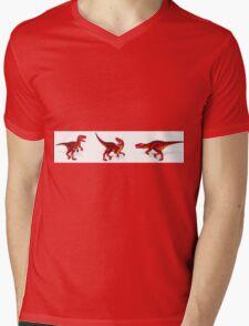 Raptors! Mens V-Neck T-Shirt