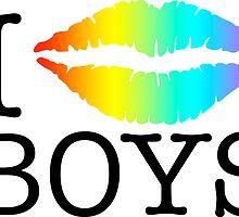 i kiss boys by chromatosis