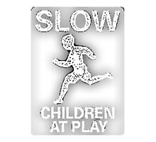 Slow Children at Play Photographic Print