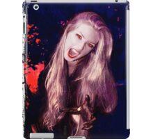 Vamp of the Night iPad Case/Skin