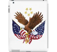 BALD EAGLE- U.S VETERANS iPad Case/Skin