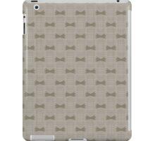 Bows iPad Case/Skin