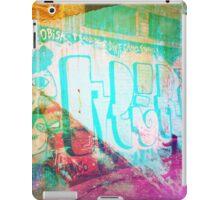 Urban Graffiti 3 iPad Case/Skin