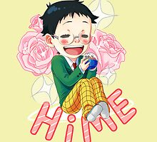 Onoda Hime for Phone Case by Teshika