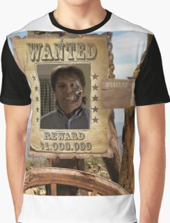 Buffy Ted Wanted 2 Graphic T-Shirt
