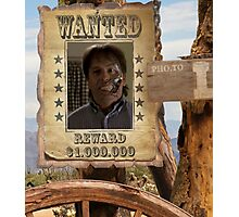 Buffy Ted Wanted 2 Photographic Print