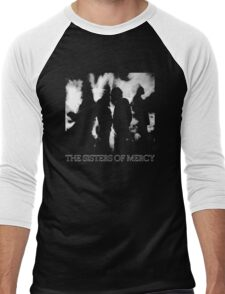 The Sisters Of Mercy - More - The World's End Men's Baseball ¾ T-Shirt