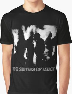 The Sisters Of Mercy - More - The World's End Graphic T-Shirt