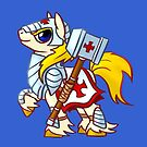 Cleric Pony by Figment Forms