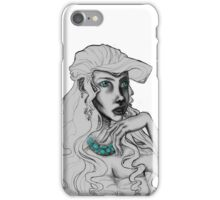 Turqoise iPhone Case/Skin
