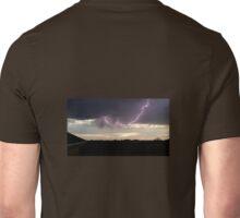 Cloud to Cloud Lightening Unisex T-Shirt