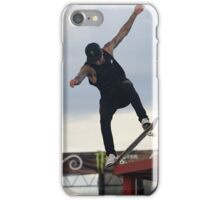 Nyjah Huston iPhone Case/Skin