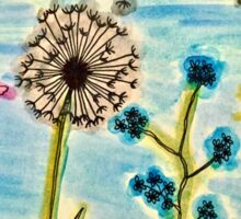 Weeds Sticker