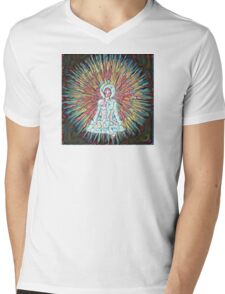 Spiritual Awakening Mens V-Neck T-Shirt