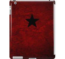 Captain America: Civil War - Soviet Manual Print iPad Case/Skin