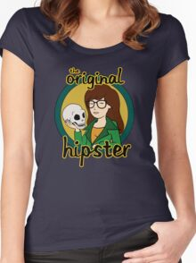 The Original Hipster Women's Fitted Scoop T-Shirt