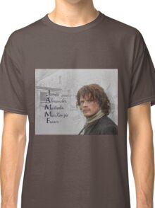 Outlander/JAMMF Classic T-Shirt