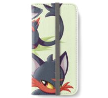 Littens iPhone Wallet/Case/Skin