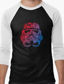 Hippy Retro Trooper Men's Baseball ¾ T-Shirt