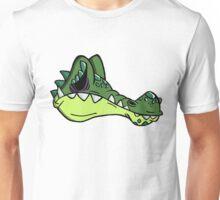 Sad Alligator Unisex T-Shirt