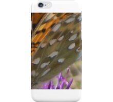 Butterfly wings – Surrey Hills iPhone Case/Skin
