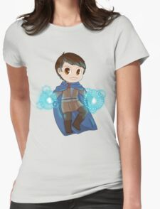 Chibi Khadgar Womens Fitted T-Shirt