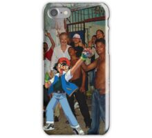 It's a pokemon world. iPhone Case/Skin
