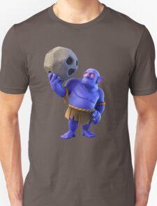Bowler Clash of Clans Unisex T-Shirt