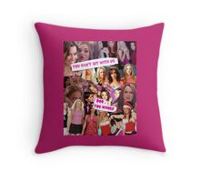 Mean Girls Throw Pillow