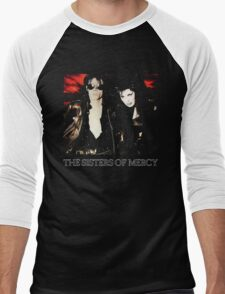 This Corrosion - The Sisters of Mercy - The world's End Men's Baseball ¾ T-Shirt