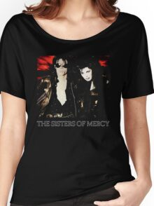 This Corrosion - The Sisters of Mercy - The world's End Women's Relaxed Fit T-Shirt