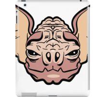 Wrinkle-Faced Bat iPad Case/Skin
