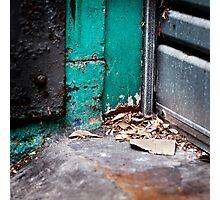 { Corners: where the walls meet #01 } Photographic Print
