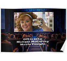 Melissa McCarthy Identity Thief Poster