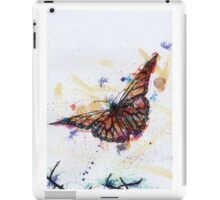 Scribble Ink Butterfly iPad Case/Skin