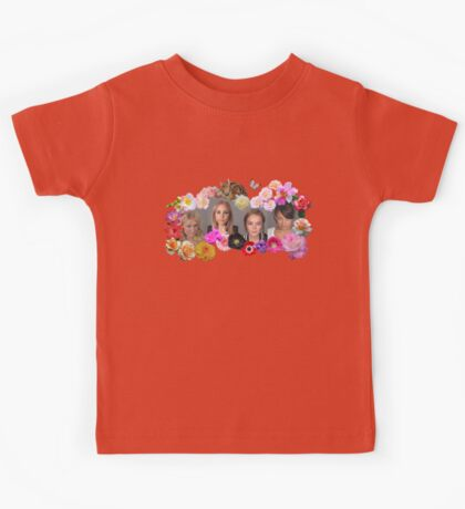 Princesses mugshots Kids Tee