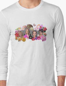 Princesses mugshots Long Sleeve T-Shirt