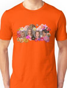 Princesses mugshots Unisex T-Shirt