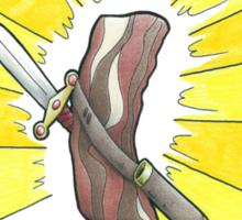 +10 Bacon of Awesomeness Sticker