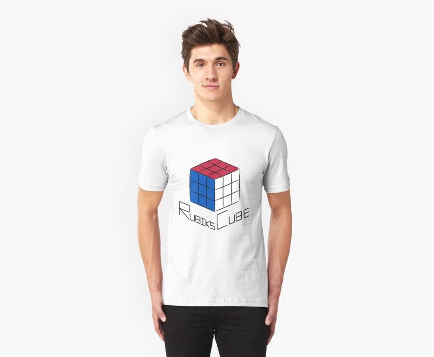 Rubik's Cube by Centrurian Chatmongkolkasem