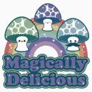 Delicious Mushrooms by sugarhai