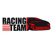 Racing car racing racing team by Style-O-Mat