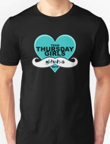 Thursday Girls GISHWHES Shtuff Unisex T-Shirt