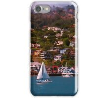 Summertime in Sausalito iPhone Case/Skin
