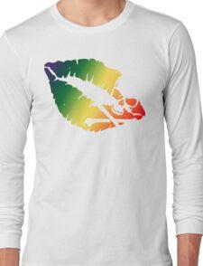 rainbow kiss Long Sleeve T-Shirt